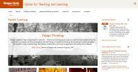 Oregon State University Center for Teaching and Learning Hybrid Learning Landing Page