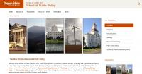 CLA School of Public Policy Home Page