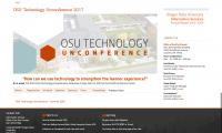 Oregon State University Information Services Event Feature Previous Year Tab