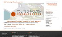 Oregon State University Information Services Event Feature Registration Tab