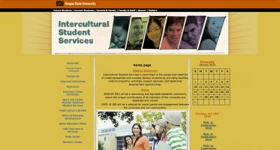 Oregon State University Diversity and Cultural Engagement Home Page - 2010