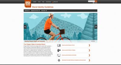 Oregon State University Brand Guidelines - 2012